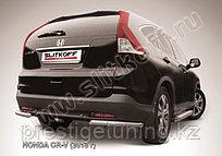 Уголки d57 радиусная Honda CR-V 2012-