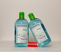 BIODERMA 500мл SEBIUM H2O вода мицелярная для жирной кожи