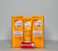 BIODERMA 40мл PHOTODERM AQUAFLUID солнцезащитный SPF 50+