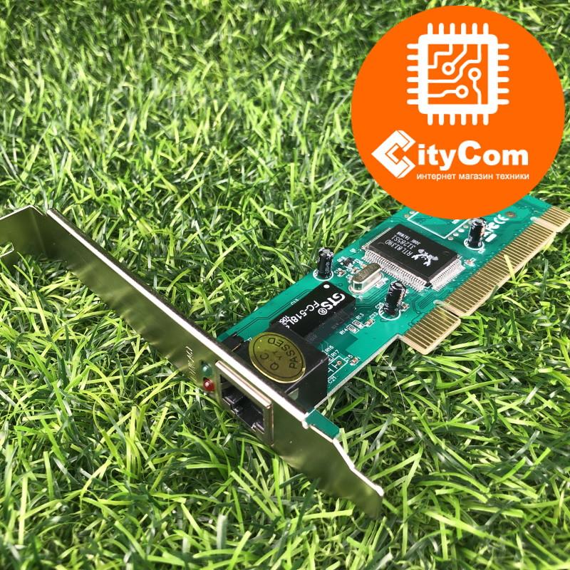 Сетевая карта внутренняя, PCI LAN Card, RTL8139D, 10/100 Арт.1423