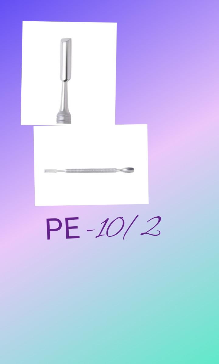 Пушер для маникюра Staleks PE-10/2