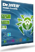 Dr.WEB Mobile Security   1 устройство / 1 год