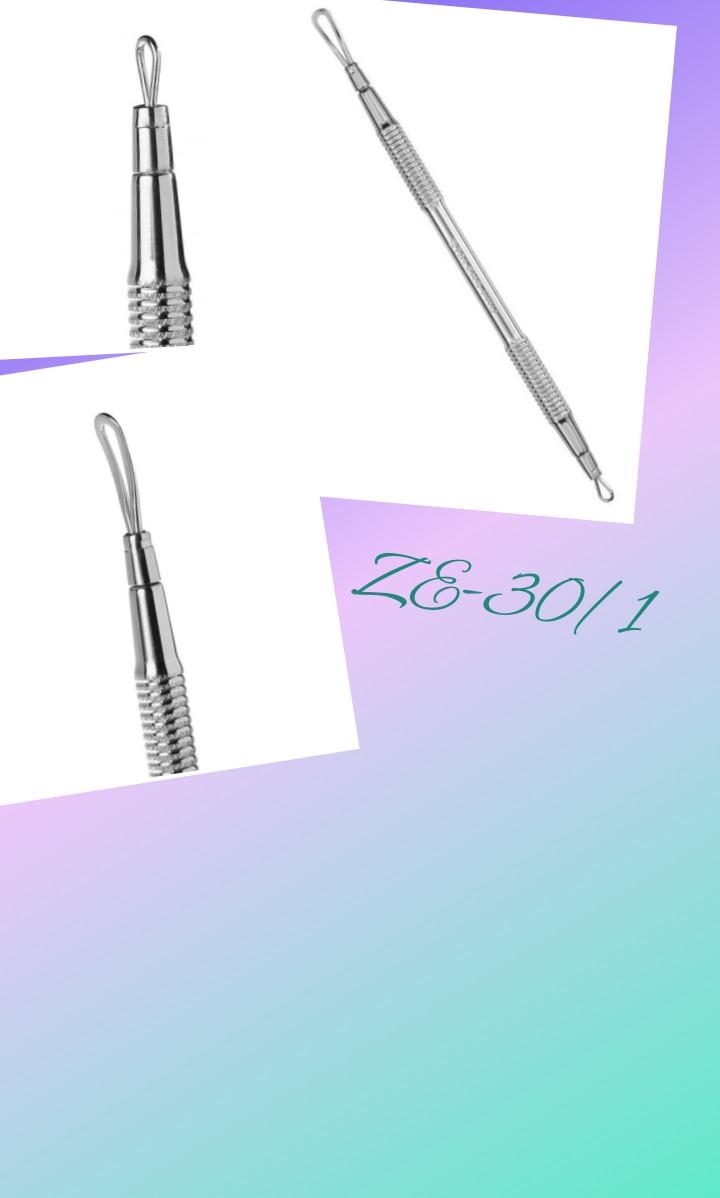 Инструмент для чистки лица Staleks ZE-30/1