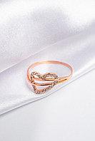 Россия Золотое кольцо из красного золота 585 пробы