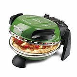 Пиццамейкер - мини печь для выпечки пиццы  G3 ferrari Delizia G10006 зеленая, фото 5