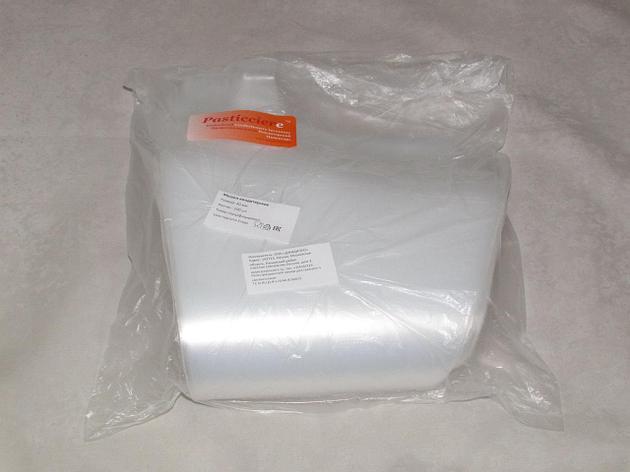 Мешок кондитерский в пачке PASTICCIERE, прозр,  40 см, 100 шт, фото 2