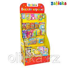 Стойка с наполнением TM «ZABIAKA», музыкальные развивающие игрушки «Весёлые мелодии»