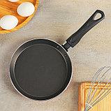Сковорода блинная «Шёлк», 18 см, фото 2
