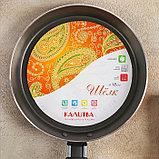 Сковорода блинная «Шёлк», 18 см, фото 6