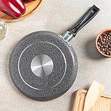 Сковорода блинная 22 см «Onyx», фото 4