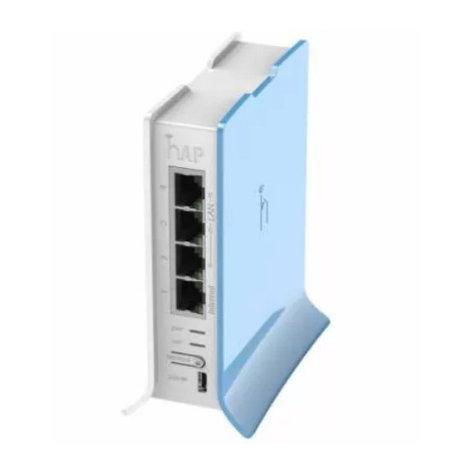 Беспроводной маршрутизатор Mikrotik hAP lite (RouterOS L4) RB941-2nD-TC, фото 2