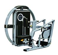 Гребная тяга с упором на грудь LZX-8004
