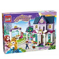 """Конструктор Enlighten Brick 2608 Princess Leah """"Королевская библиотека"""", 423 детали, фото 1"""