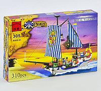 """Конструктор Brick 305 """"Королевский Корабль"""", 310 деталей"""