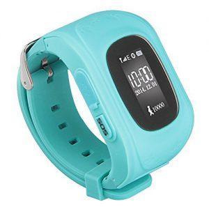 SMART часы с GPS трекером Q50 mint