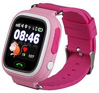 SMART часы с GPS трекером Q90 pink