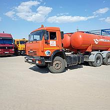 Ассенизатор МВ-10 КАМАЗ-65115 10м3