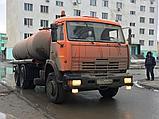Ассенизатор МВ-10 КАМАЗ-65115 10м3, фото 4