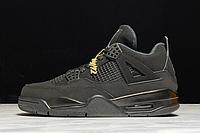 """Кроссовки Air Jordan 4(IV) """"Black Cat"""" (36-47)"""