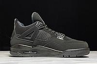 "Кроссовки Air Jordan 4(IV) ""Black Cat"" (36-47), фото 2"