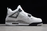 "Кроссовки Air Jordan 4(IV) ""White Cement Grey"" (40-46), фото 2"