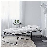 СИЛЛИНГ Дополнительная кровать, черный, 80x195 см, фото 1