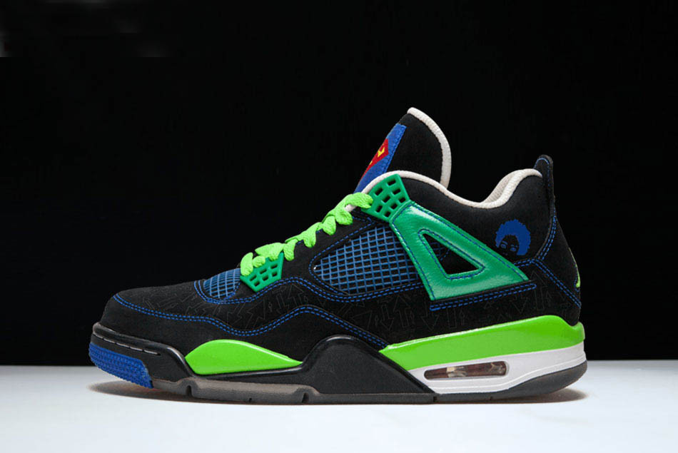 "Кроссовки Air Jordan 4(IV) Retro ""Doernbecher"" (36-46)"