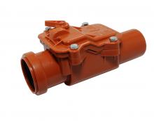 Клапан обратный D160 ПП