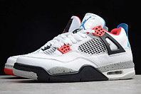"Кроссовки Air Jordan 4(IV) ""What The"" (40-47), фото 3"