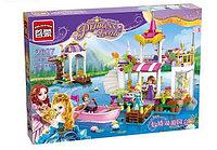 """Конструктор Enlighten Brick 2607 Princess Leah """"Причал принцессы"""", 358 деталей, фото 1"""
