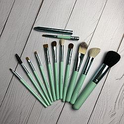 Набор кистей для макияжа BH СOSMETICS® MARBLE MAC