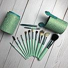 Набор кистей для макияжа BH СOSMETICS® MARBLE MAC, фото 2