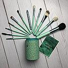 Набор кистей для макияжа BH СOSMETICS® MARBLE MAC, фото 3