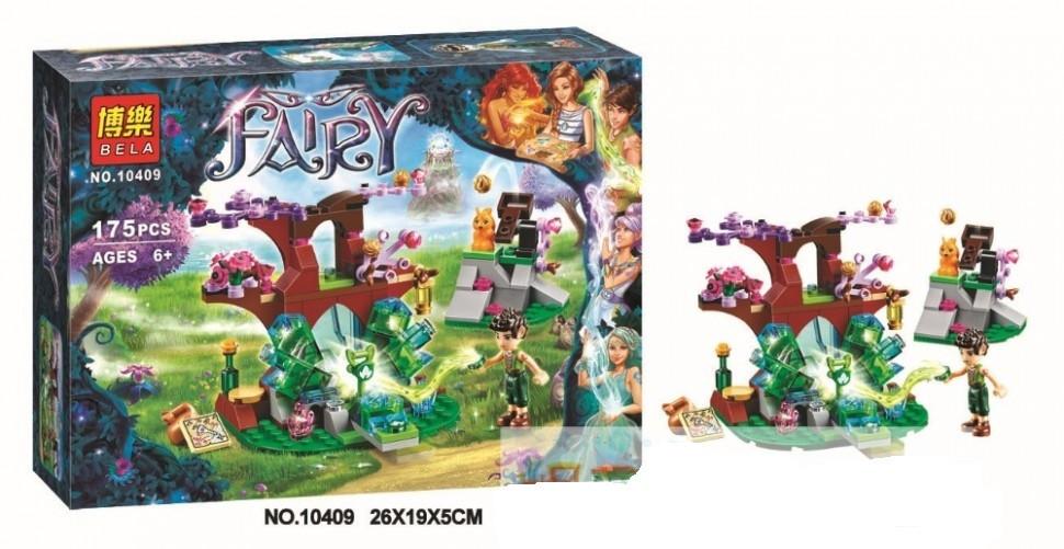 """Конструктор Bela Fairy (Фейри) 10409 Эльфы """"Фарран и Кристальная Лощина"""", 175 деталей"""