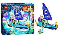 """Конструктор Bela Fairy 10411 """"Корабль для приключений Нейды"""", 311 деталей, фото 1"""