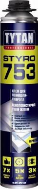 Клей для пенополистирола Selena TYTAN STYRO 753 (750 ml)