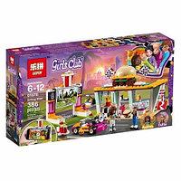 """Конструктор Lepin 01070 """"Передвижной ресторан"""" (аналог Lego Friends 41349), 386 деталей, фото 1"""