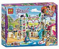 "Конструктор Bela 11035 ""Курорт Хартлейк Сити"" (аналог Lego Friends 41347), 1029 деталей, фото 1"