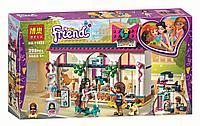"""Конструктор Bela 11033 """"Магазин аксессуаров Андреа"""" (аналог Lego Friends 41344), 298 деталей, фото 1"""