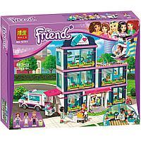 "Конструктор Bela 10761 ""Клиника Хартлейк-Сити"" (аналог LEGO Friends 41318), 887 деталей, фото 1"
