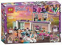"""Конструктор Friends Bela 11039 """"Мастерская по тюнингу автомобилей"""" (аналог Lego 41351), 418 деталей, фото 1"""