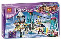 """Конструктор Bela 10732 """"Горнолыжный курорт: подъёмник"""" (аналог LEGO Friends 41324), 591 дет, фото 1"""