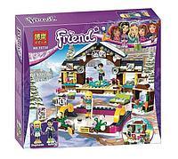"""Конструктор Bela 10730 """"Горнолыжный курорт: каток"""" (аналог LEGO Friends 41322), 313 дет, фото 1"""