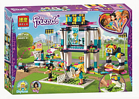 "Конструктор Bela Friends 10857 ""Спортивная арена для Стефани"" (аналог Lego Friends 41338), 467 деталей, фото 1"