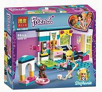 """Конструктор Bela Friends 10849 """"Комната Стефани"""" (аналог Lego Friends 41328), 96 деталей, фото 1"""