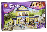 "Конструктор Bela Friends 10166 ""Школа Хартлейк Сити"" (аналог Lego 41005) 487 деталей, фото 1"