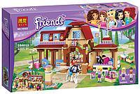 """Конструктор Bela Friends 10562 """"Клуб верховой езды в Хартлейке"""" (аналог LEGO Friends 41126), 594 детали, фото 1"""