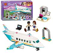 """Конструктор Bela Friends 10545 """"Частный самолет"""" (аналог LEGO Friends 41100), 236 деталей, фото 1"""