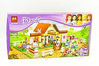 "Конструктор Bela 10163 Friends ""Городские конюшни"" (аналог Lego 3189), 400 деталей, фото 1"