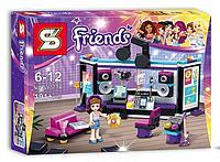 """Конструктор Bela Friends SY377A """"Студия звукозаписи"""" (аналог Lego 41103) 191 деталь, фото 1"""